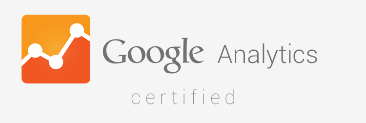 TAO Company Google Analytics certified